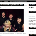 CelebrityHauteSpotInterview With We're No Gentleman WereNoGentleman