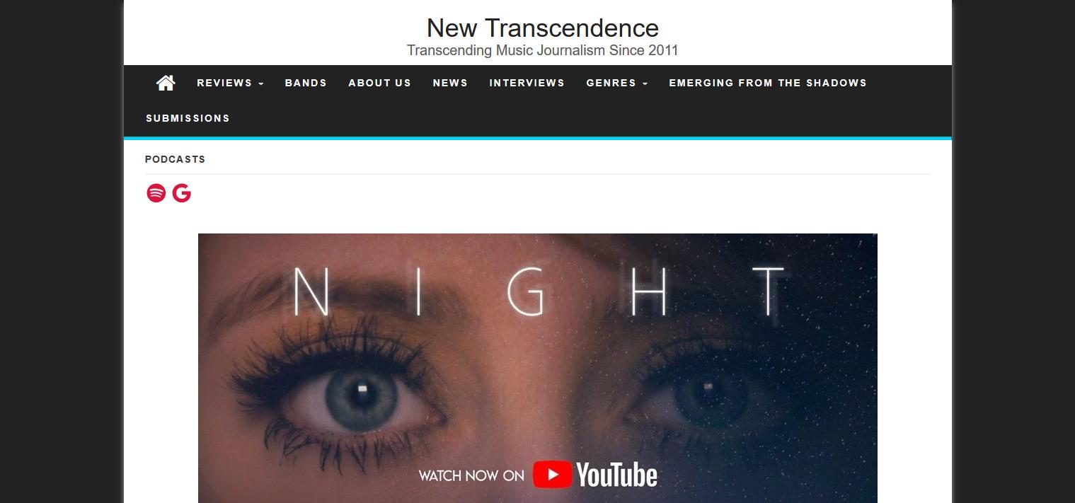 """LA Alt Rockers We're No Gentlemen Capture Their Demons with """"Night"""" New Transcendence"""