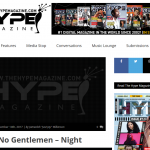We're No Gentlemen – Night – The Hype Magazine