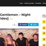 We're No Gentlemen – Night Official Video Zone Nights