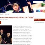 We re No Gentlemen Premiere Music Video For Night FrontView Magazine