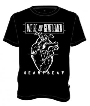 Heartbeat tshirt