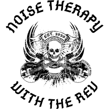 Featured on Noise Therapy with the Rev