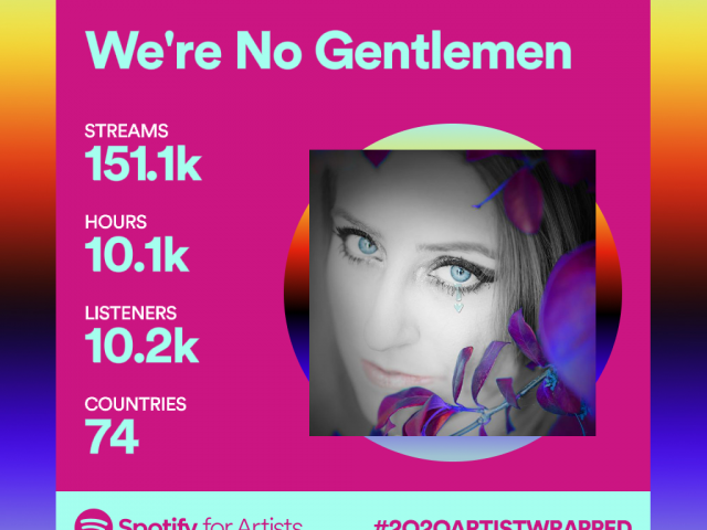 151K streams in 74 countries