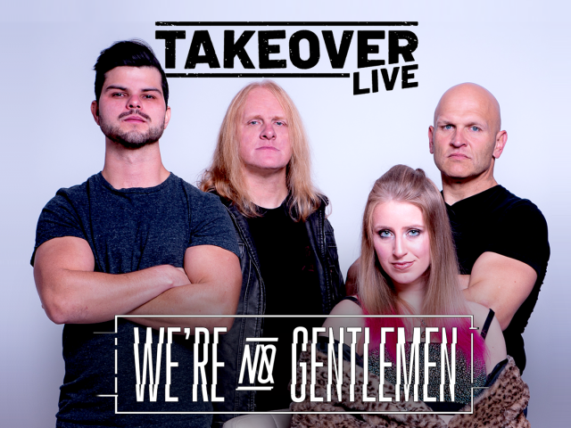 Streaming on Takeover Live