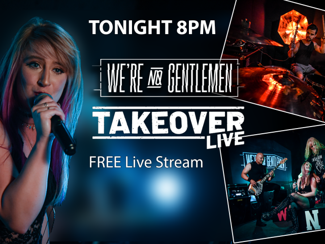 Tonight: Takeover Live!