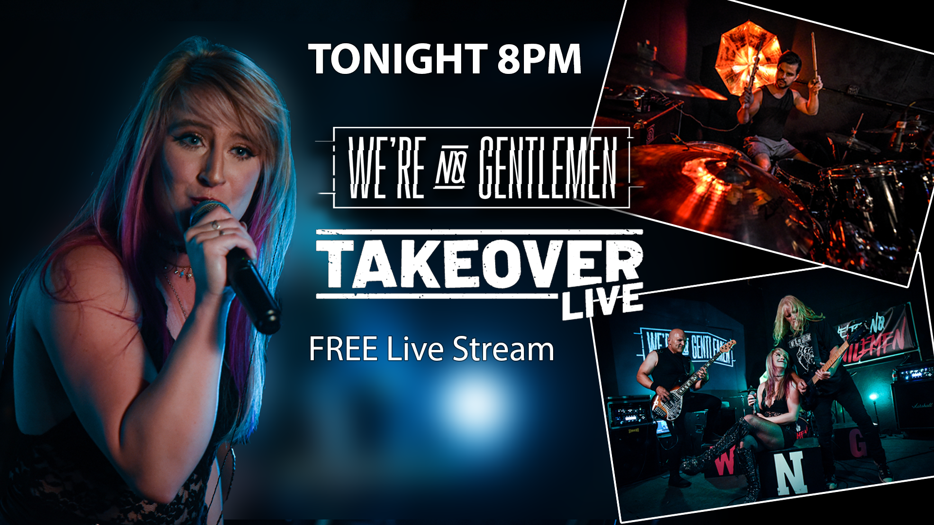 wng takeover live tonight