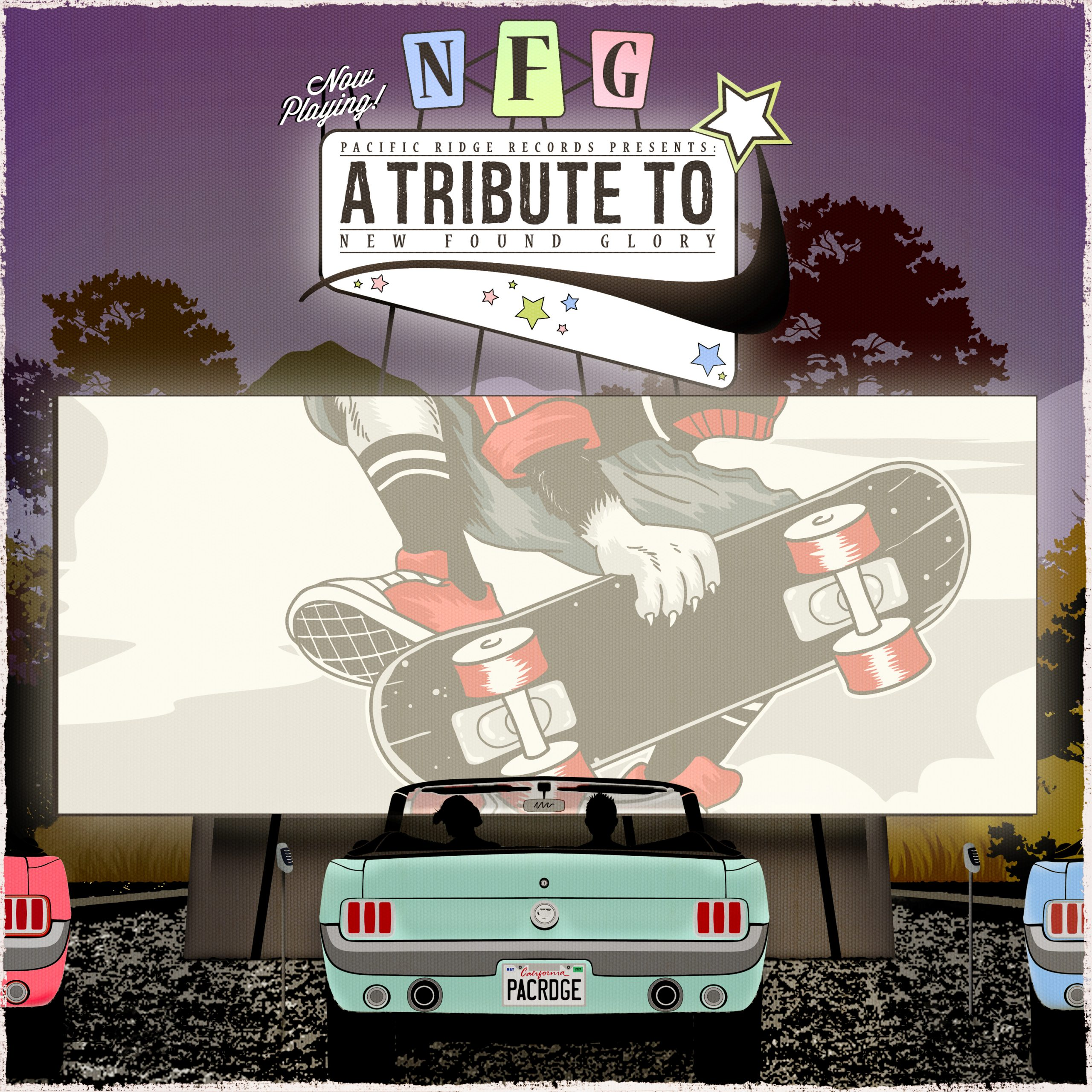 A Tribute to New Found Glory cover 3000px